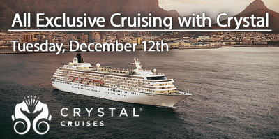 Crystal Cruises Event