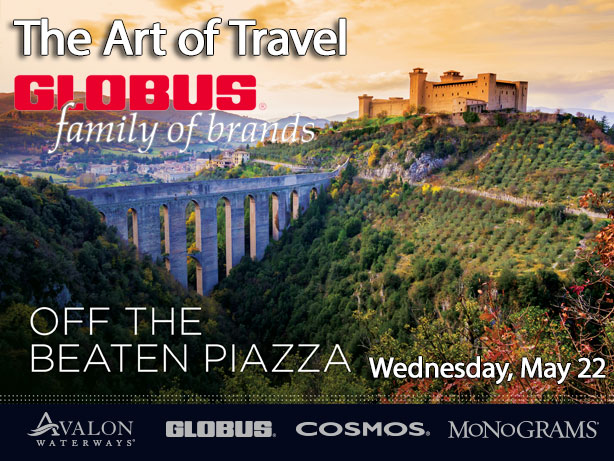 Distinctive Travels Group Globus Art of Travel