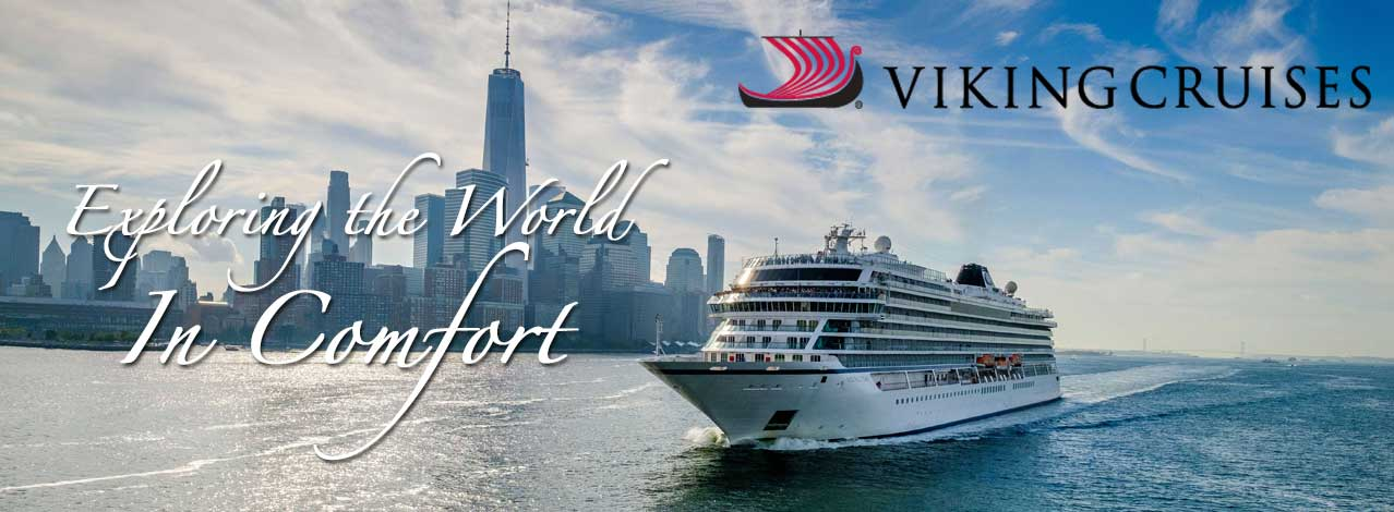 Distinctive Travels Group Exploring the World in Comfort Viking Cruises
