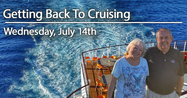 Distinctive Travels Group Getting Back To Cruising